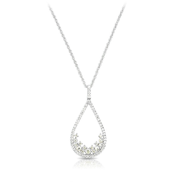 Diamond Necklace Photograph